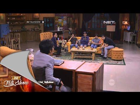 Ini Talk Show - Sheila On 7 Part 1/4 Eross, Duta, Adam dan Brian SHEILA ON 7