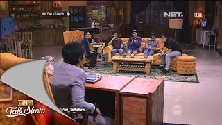Ini Talk Show Sheila On 7 Part 1 4 Eross Duta Adam dan Brian SHEILA ON 7