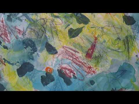 ABSTRACT  ART  EXHIBITION   【CONTEMPORARY ART PAINTING】 現代美術