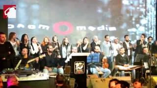 بالصور والفيديو – تألق فرقة أيامنا الحلوة في حفل بروموميديا