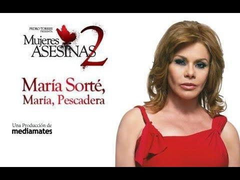 María, pescadera (María Sorté)- Mujeres Asesinas 2 greek subs