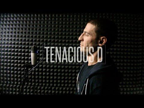 Tenacious D - Master Exploder (vocal cover)