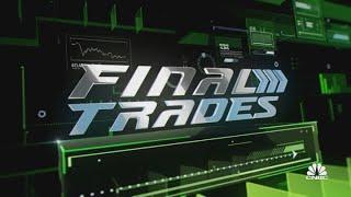 Final Trades: Morgan Stanley, General Motors, Lumen Technologies \u0026 more