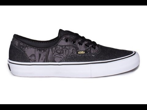fc91281392 Shoe Review  Vans Syndicate x Mister Cartoon  10th Anniversary Collection   Authentic (Black Gold)