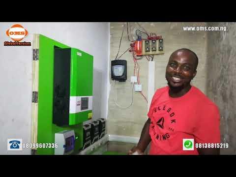 Complete Solar power installations (Jaccuzi/AC/Borehole)