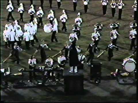 Norwin High School Marching Band - 1992 WVAC