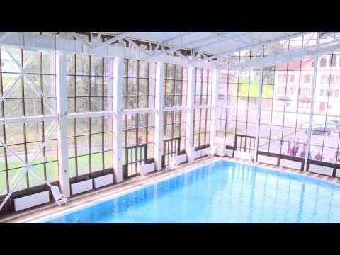 Отель Царьград - открытие SPA-комплекса с аквапарком