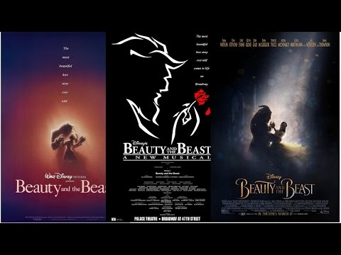 Beauty and the Beast: From Screen to Stage to Screen Again (Know the Score)