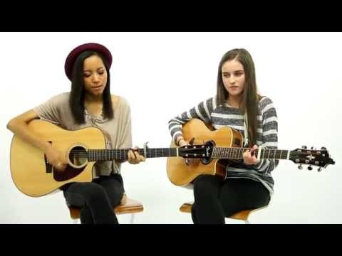 Superheroes - The Script (Laura Zocca & Kirsty Lowless Cover)