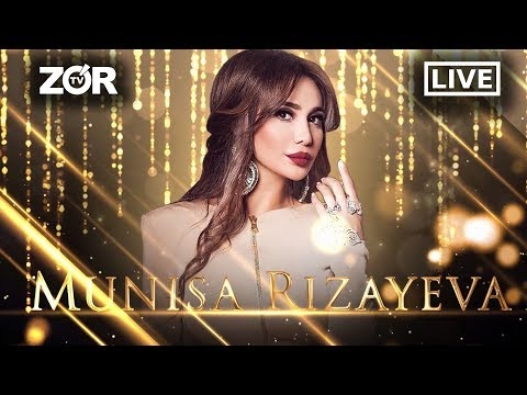 Munisa Rizayeva (konsert dasturi 2020)