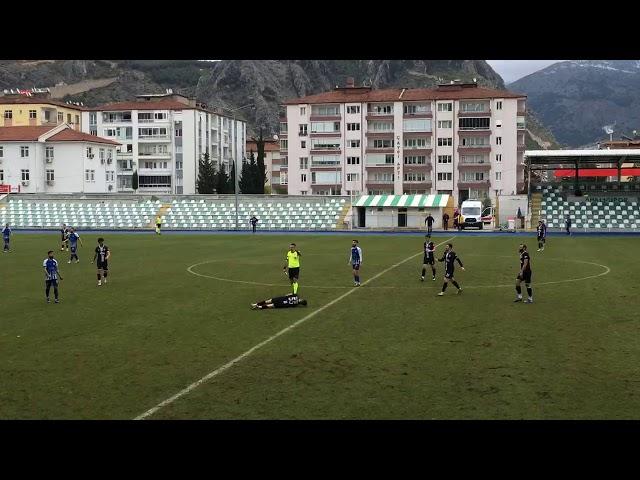 Final | Merzifonspor 2-0 Merzifon 2018 SK (1.Yarı)