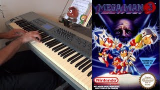 Mega Man 3 - Dr Wily Stage Music 2