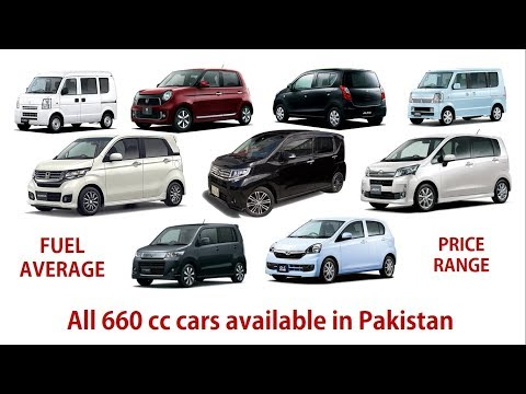 All 660 Cc Cars Available In Pakistan Fuel Average Price