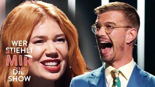 Finale - Kann Palina Jokos Pokerface durchschauen? |  Wer stiehlt mir die Show? | ProSieben