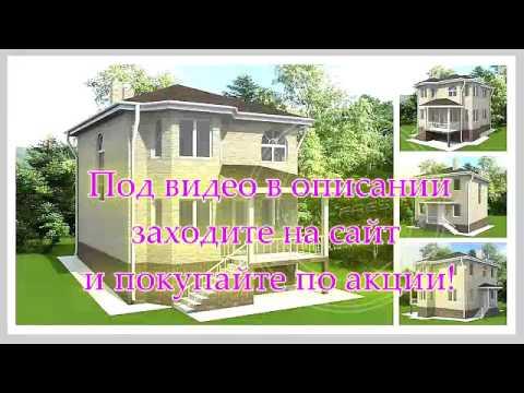 бесплатные проекты домов из бруса с мансардой
