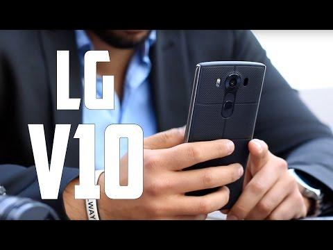 LG V10, Review en Español