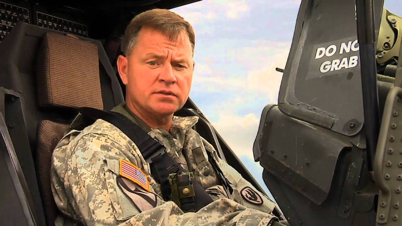 Army Aviation Chief Warrant Officer On Safety