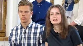 I´m Blue NY, Suomen paras toisen asteen NY-yritys 2016