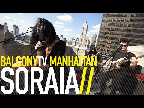 SORAIA - MONSTER (BalconyTV)