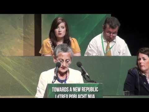 International Guests address Sinn Féin Ard Fheis 2011