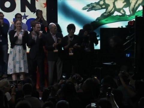 Kamala Harris Wins Calif. Senate Race