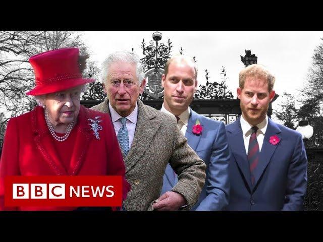royal talks on harry and meghan s future bbc news youtube royal talks on harry and meghan s