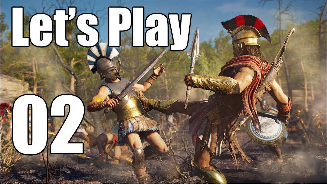 Download Assassin's Creed Odyssey - Let's Play Part 2: Debt Collector