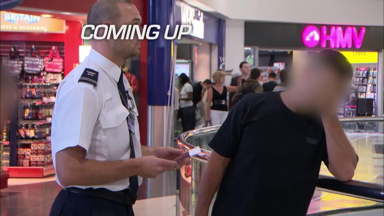 Download UK Customs Agents Bust a Drug Smuggler! | Border Patrol
