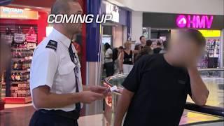 UK Customs Agents Bust a Drug Smuggler! | Border Patrol