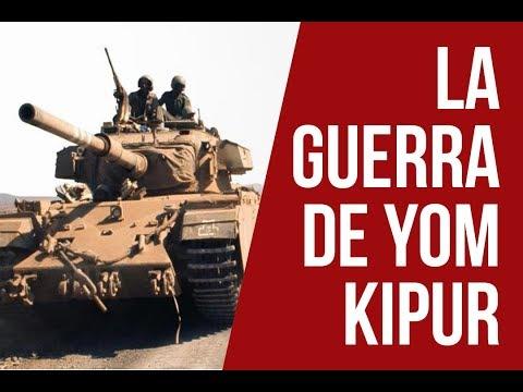 1973, La Guerra De Yom Kipur. Primera Parte: El Ataque Sorpresa