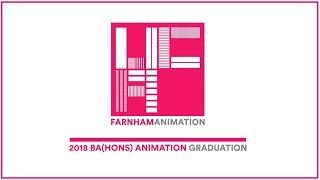 2018 BA (Onur) ANİMASYON MEZUN SHOWREEL_UCA_Farnham