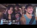 Kylie's Road Trip Companion | Samsung Galaxy A (2017)