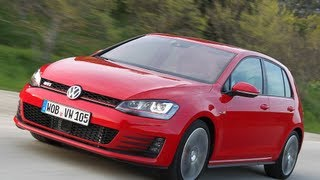 2015 Volkswagen Golf GTI Mark VII 0-60 Quick Take 0-60 MPH Review