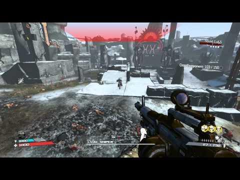 Borderlands: The long forgotten Sniping video.