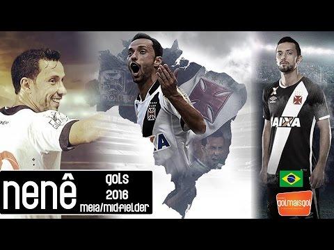 Nenê - Anderson Luiz de Carvalho / Meia www.golmaisgol.com.br