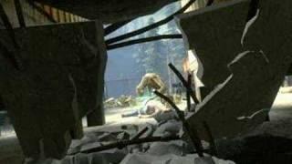 Half-Life 2 Episode Two Alyx Vance injured