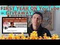 Amazon FBA Youtube Channel - My First Year On YouTube