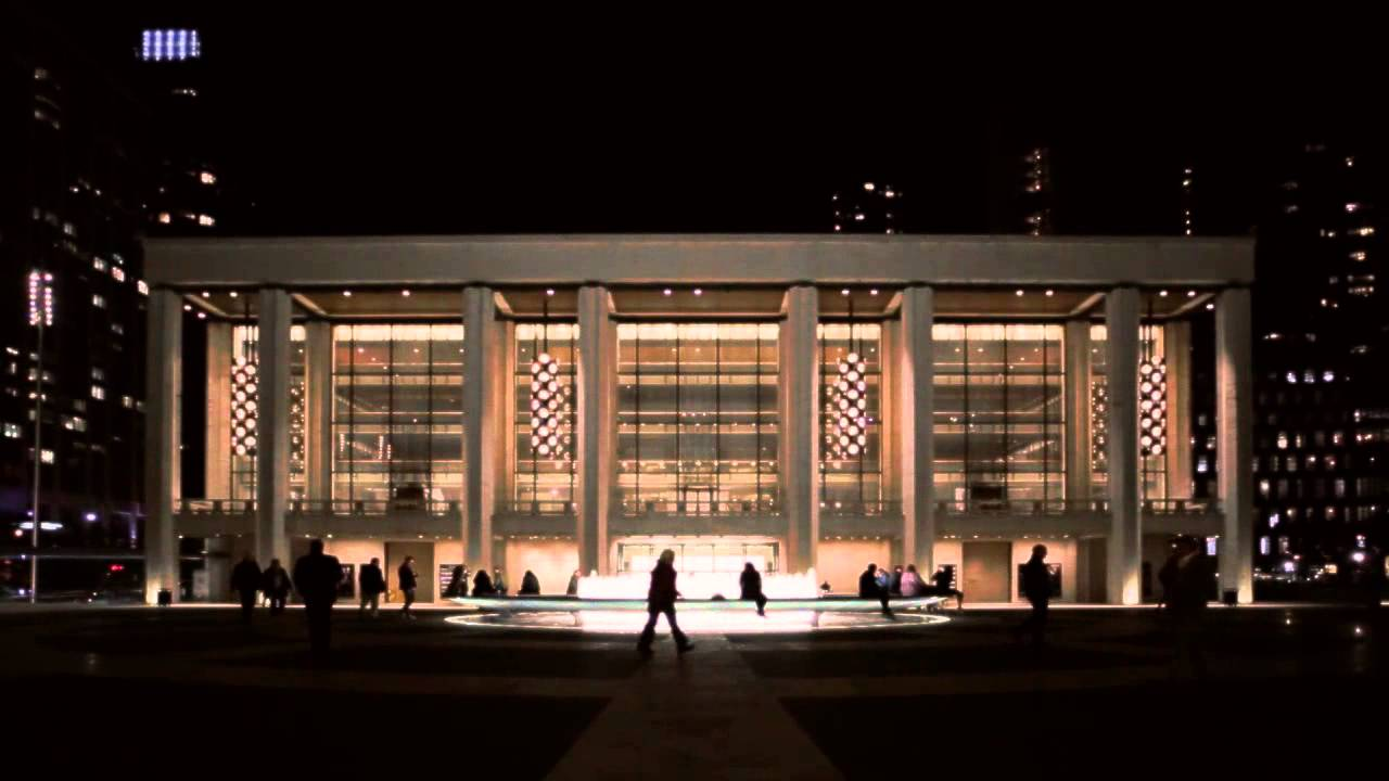 The Perfect Home: 50 Years at Lincoln Center