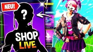 BIS ZUM NEUEN SHOP 😱 Fortnite Shop LIVE 💪🔥 Fortnite Shop 10.6 Live