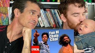 Yun Hi Chala Chal Song REACTION!   Swades   A.R. Rahman   Shahrukh Khan