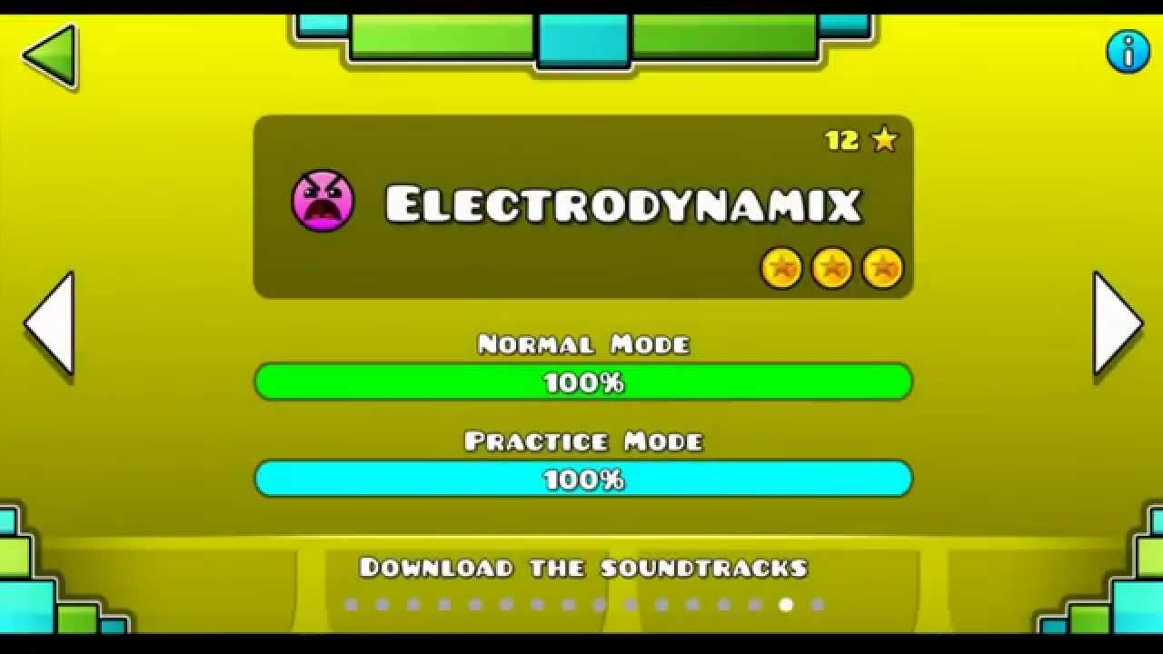 6 Years of Geometry Dash Game Design History - 30 Images - Version