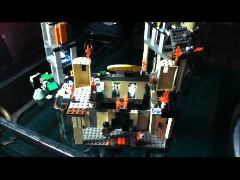 hppsgm 39 s custom lego harry potter castle review 03 hogwarts castle youtube. Black Bedroom Furniture Sets. Home Design Ideas