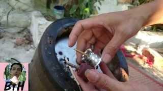 Sửa nồi cơm điện bị nhảy sớm [How to fix cooker]