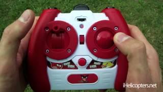 Радиоуправляемый вертолёт Angry Birds(Акция! Только сейчас радиоуправляемый вертолёт Angry Birds по цене 1490 руб. Подробнее о товаре можете посмотреть..., 2013-11-30T11:33:59.000Z)
