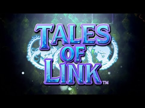 TALES OF LINK- Famous Japan RPG Now Is In The Palm Of Your Hand (30 Sec.)