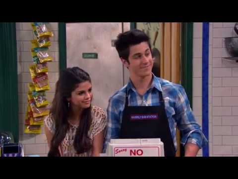"Wizards of Waverly Place ""Who Will Be the Family Wizard?"" Clip"