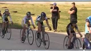 В Харькове начался областной чемпионат по велоспорту на треке