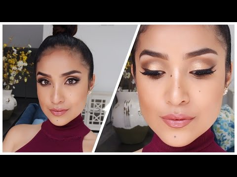 Easy Flawless & Glowing Special Event Makeup