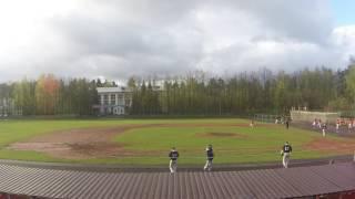 Бейсбол Балашиха - Москвич, Timelapse