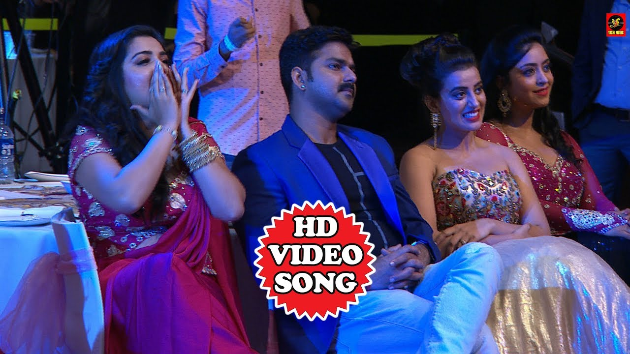 IBFA 2018   MALAYSIA   Award Show   Pawan Singh   Akshara Singh   Amrapali  Dubey   Bhojpuri Award